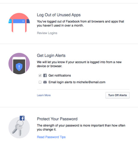 Facebook incrementa la protezione Android con Security Checkup