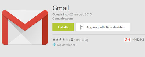 Universal Inbox: Gmail apre anche ad altri account